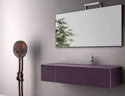Modular bathroom vanity design furniture infinity modular Italian Infinity Number In7 Type Bathroom Vanities Govannetcom Infinity In7 Modular Italian Bathroom Vanity In Plum Glass