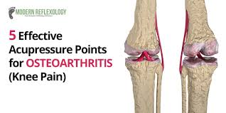 5 Effective Acupressure Points For Osteoarthritis Relief