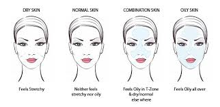 Image result for types of skin chart