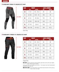 Gi Sportz Pants Size Chart Venum Size Guide Venum Com Asia