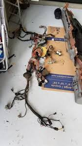 sold complete dash harness out of a 1989 5 0 mustang mustang Starter Wiring Harness Wiring Harness Battery Base #34