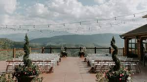 the smoky mounns newest luxury wedding venue