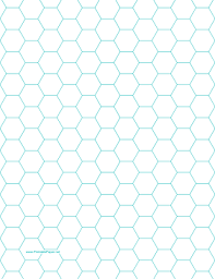 printable grid paper 1 2 inch printable hexagon graph paper with 1 2 inch spacing on letter sized