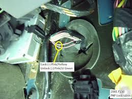 2001 2003 f150 remote start w keyless pictorial 2013 F150 Door Harness 2013 F150 Door Harness #24 Ford F-150 Door Handles