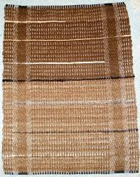 rugs with fringe my the lamb rug provided the brown wool and i area rugs fringe