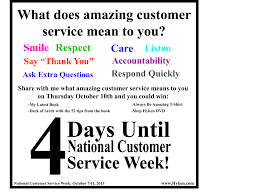 What Does Good Customer Service Mean To You What Does Amazing Customer Service Mean To You 4 Days Until