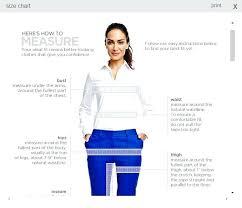 Jcpenney Dress Shirt Size Chart Jcp Size Chart Cyberjustice Co