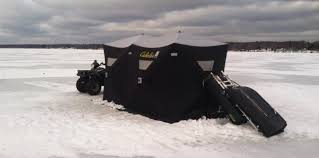 best ice fishing tackle and gear essentials