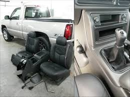 how to install full center console manual 4wd silverado 03 06 rcsb you
