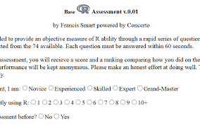 Assessment Gorgeous Base R Assessment Rbloggers