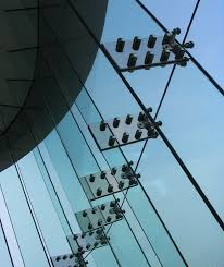 curtain walls glass