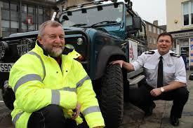 Warwickshire Prepared Chief Welcomes 4 4 Drivers Funding News