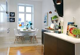 Small Kitchen Dining Room Table For Small Kitchen Pull Out Table Design Maximizing Space In