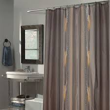 The Best Bathroom Design Brown Extra Long Shower Curtain Liner