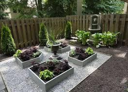 yard landscaping no grass backyard