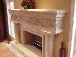 Fireplace keystone | Fireplace design and Ideas