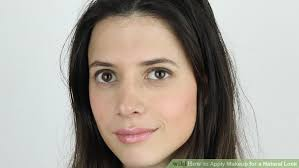image led apply makeup for a natural look step 13