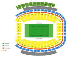 Sanford Stadium Seating Chart And Tickets