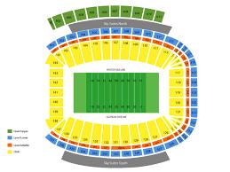 Samford Stadium Seating Chart Sanford Stadium Seating Chart And Tickets