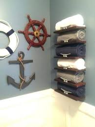 Anchor Bathroom Accessories Nautical Bathroom Decor Anchor Themed