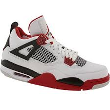 jordan 4 retro. air jordan 4 retro - 10.5 \u0026quot;fire red\u0026quot;