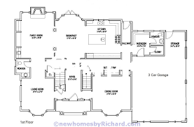 Historic Properties Rental Services Hunter House Fairfax County Historic Homes Floor Plans