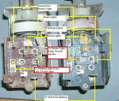 jeep cj headlight switch wiring diagram wirdig headlight connector wiring diagram as well hei ignition wiring diagram