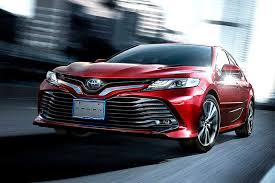 2018 toyota japan. delighful toyota 2018 toyota camry revealed in japan to toyota japan