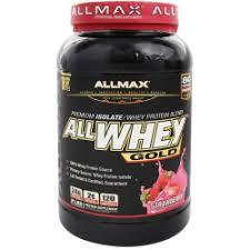 Cheap AllMax Nutrition - <b>AllWhey Gold</b> Premium Isolate/<b>Whey</b> ...