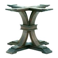 wood pedestal side table black wood pedestal side table accent ecliptic round small amazing dining base