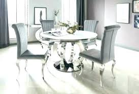 white glass dining table set small circle dining table circular set the white glass round and