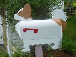 Decorative Mail Boxes exterior design Modern Mailboxes Design Unique Decorative 39
