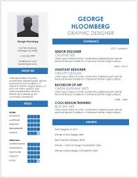 Trendy Resumes Free Download 100 Free Minimalist Professional Microsoft Docx And Google Docs CV 77