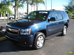 2007 Dark Blue Metallic Chevrolet Tahoe LT #21866857 | GTCarLot ...