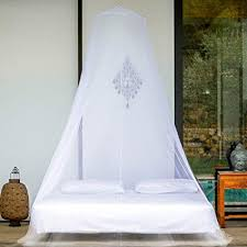 Amazon.com: EVEN Naturals MOSQUITO NET for Bed, for Twin, Queen to ...