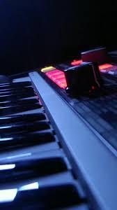 Music Keyboard Wallpaper on WallpaperSafari