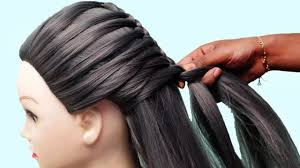 5 Best Hairstyles Tutorials For Girls Hairstyles With Trick For Wedding Party Easy Hairstyles