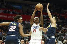 Clippers and Terance Mann agree to two-year contract extension - Los  Angeles Times