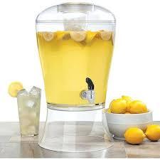 3 gal drink dispenser creative bath 3 gallon beverage dispenser with ice core 3 gallon glass