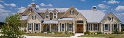 Custom Country Home Designs Hill Country Custom Home Builder Authentic Custom Homes