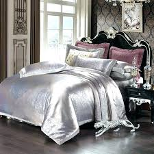 velvet duvet cover queen velvet duvet cover queen jacquard satin bedding sets silk bed sheet luxury