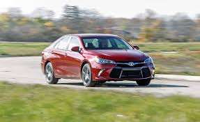 2015 Toyota Camry XSE V-6 Test – Review – Car and Driver