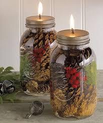 diy mason jar oil candle what a great idea
