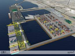 Design And Construction Of Ports And Marine Structures Berbera Terminal Works Somaliland Design Build Shafa