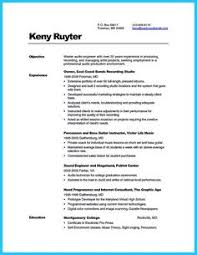 Resume Professional Profile Examples Professional Profile Examples ...