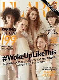 flare no makeup models march 2016 01