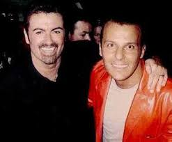 george michael and anselmo feleppa. Modren George George Michael And Anselmo Feleppa And Daily Star