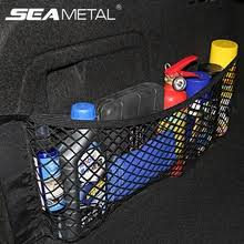 Buy car universal <b>trunk cargo net</b> mesh storage and get free ...