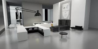 modern office interior. Modern Office Interior 3d Model Max I