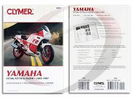 1985 1986 yamaha fz750 repair manual clymer m392 service shop 1985 1986 yamaha fz750 repair manual clymer m392 service shop garage